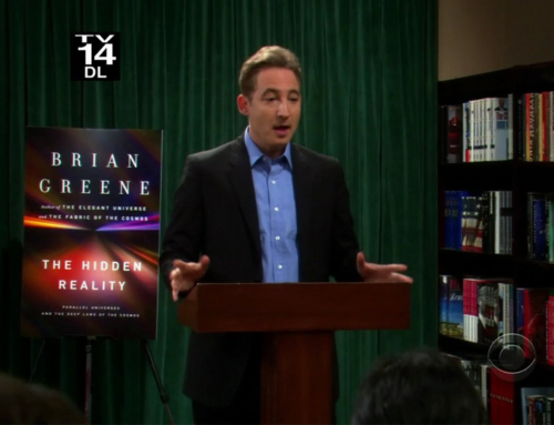 Brian Greene on The Big Bang Theory
