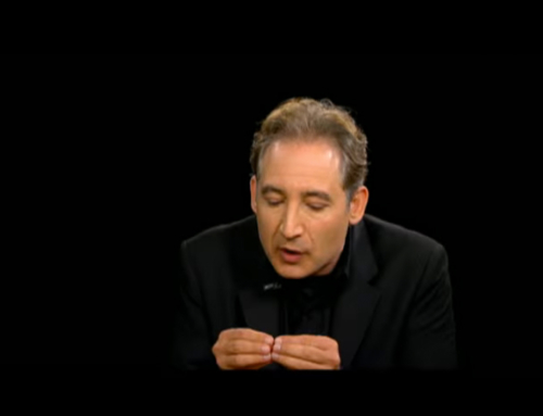 Greene Discusses the Higgs Boson on Charlie Rose