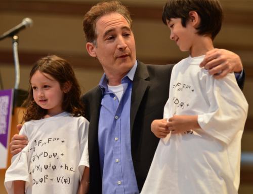 The God Particle with Brian Greene (and Why You Should Care)